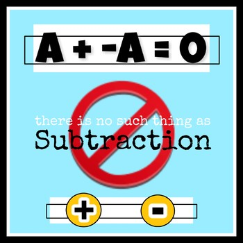 The Subtraction Algorithm