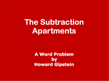 The Subtraction Apartments