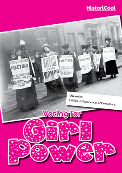 The Suffragette & Women's Rights Resource Bundle