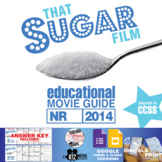 That Sugar Film Movie Guide | Questions | Worksheet (NR - 2014)