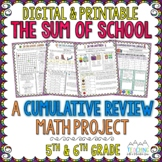 Math Review | Distance Learning | Google Classroom