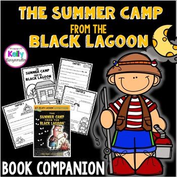 The Summer Camp from the Black Lagoon Book Companion