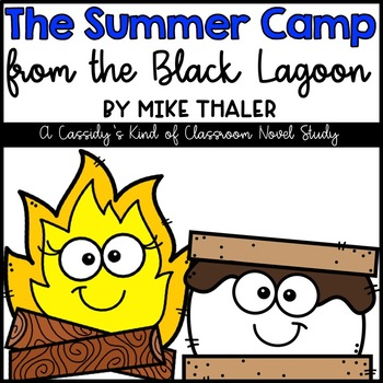 The Summer Camp from the Black Lagoon Novel Study