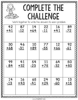 The Summer Challenge