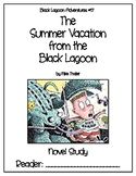 The Summer Vacation from the Black Lagoon #17 - Novel Stud