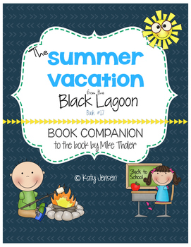 The Summer Vacation from the Black Lagoon Book Companion