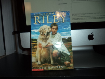 The Summer of Riley ISBN 0-439-41114-9