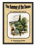 The Summer of the Swans Novel Study Teaching Guide
