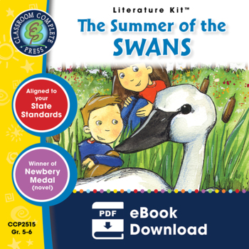 The Summer of the Swans Gr. 5-6