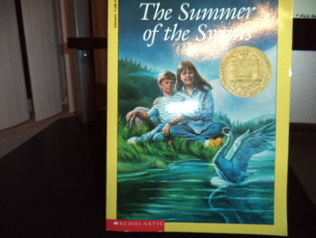 The Summer of the Swans ISBN 0-590-47813-3