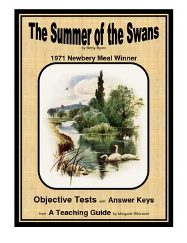 The Summer of the Swans Chapter-by-Chapter Objective Tests