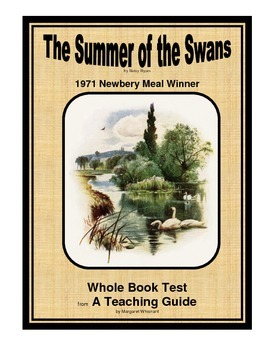 The Summer of the Swans Whole Book Test