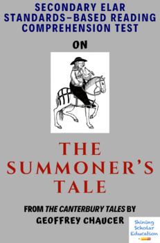 The Summoner's Tale Reading Comprehension Test Quiz