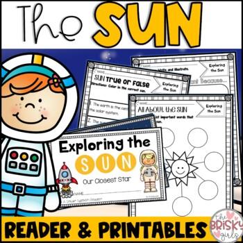 The Sun A Solar System Reader