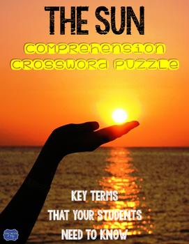 The Sun Comprehension Crossword