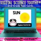 The Sun Digital Science Toothy® Task Cards | Distance Lear