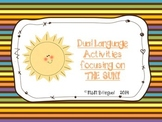 The Sun Dual Language Activities