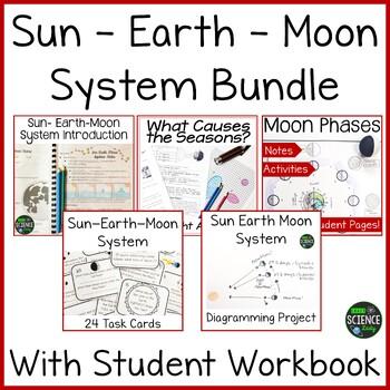 The Sun, Earth, Moon System BUNDLE