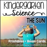 The Sun Kindergarten Science NGSS