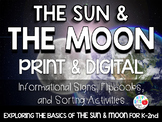 The Sun & Moon Print and Digital Notebook (Distance Learning)
