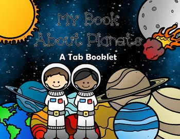 The Sun, Moon, and Planets: A Tab Book