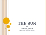 The Sun PowerPoint