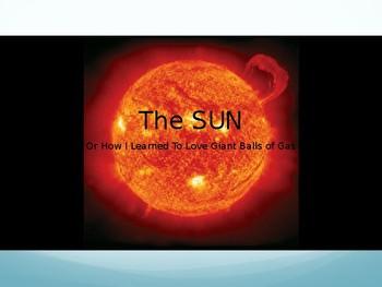 The Sun (Presentation) - Earth Science
