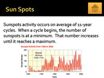 The Sun Unit: PowerPoint & PDF's.