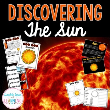 The Solar System: The Sun Research Unit with PowerPoint