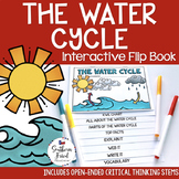The Sun & Water Cycle Interactive Flip Book
