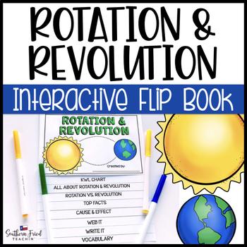 The Sun and Earth Interactive Flip Book