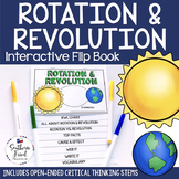 The Sun and Earth Interactive Flip Book
