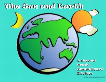 The Sun and Earth - A Second Grade SmartBoard Review