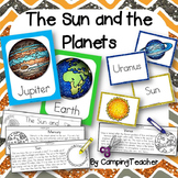 The Sun and Planets Book to Cut and Create, Matching Cards