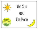 The Sun and The Moon Writing