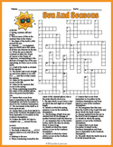 The Sun and The Seasons Crossword