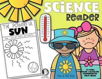 The Sun's Properties: {Harmful and Helpful} Science Reader