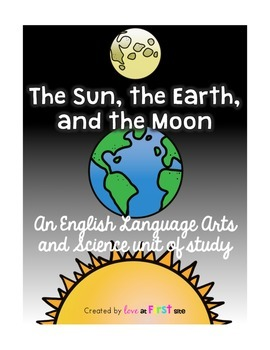 The Sun, the Earth, and the Moon