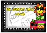 The Sunniest Smile Award