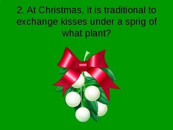 The Super Amazing Fantastic Christmas Quiz