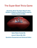 The Super Bowl Trivia Game