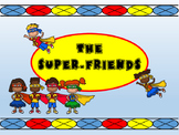The Super-Friends- ESL Reading Comprehension Activity Packet