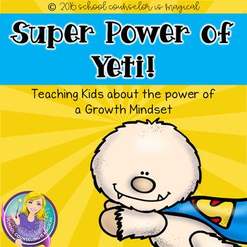 The Super Power of YETI!