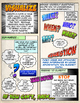 Super Hero Reading Strategy Anchor Chart- Comic