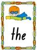 The Superhero Sight Word Program - Pre-Primer Dolch Words Edition