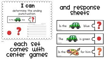 Working with Words Worksheets Part 2