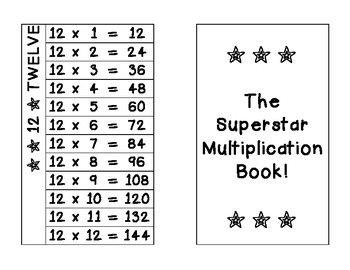 The Superstar Multiplication