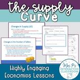 The Supply Curve (2-3 Day Economics Lesson)