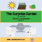 The Surprise Garden by Zoe Hall Activities Book Companion
