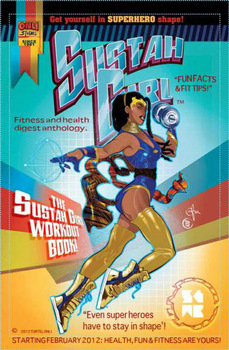 The Sustah-Girl Work Out Book